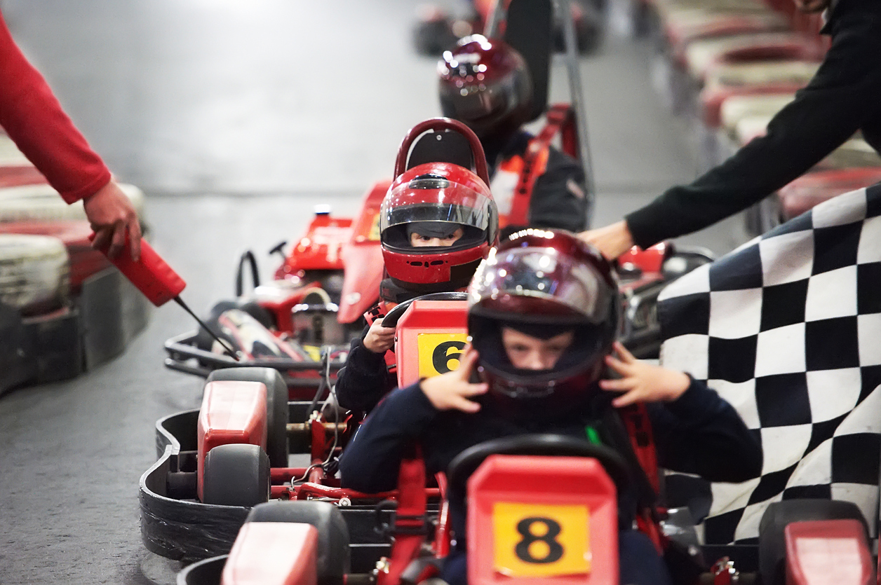 chicago-winter-activities-go-karts