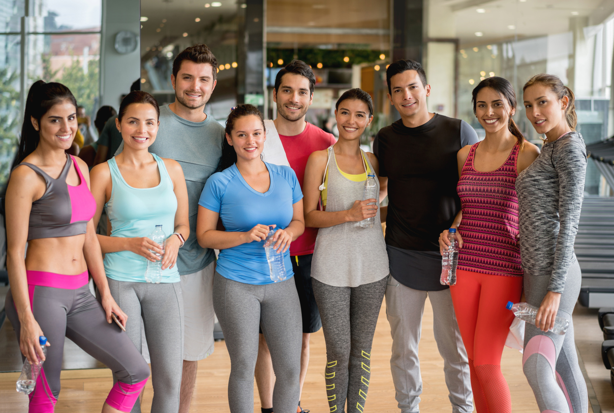 group of instructors at one of the pilates studios is Itasca