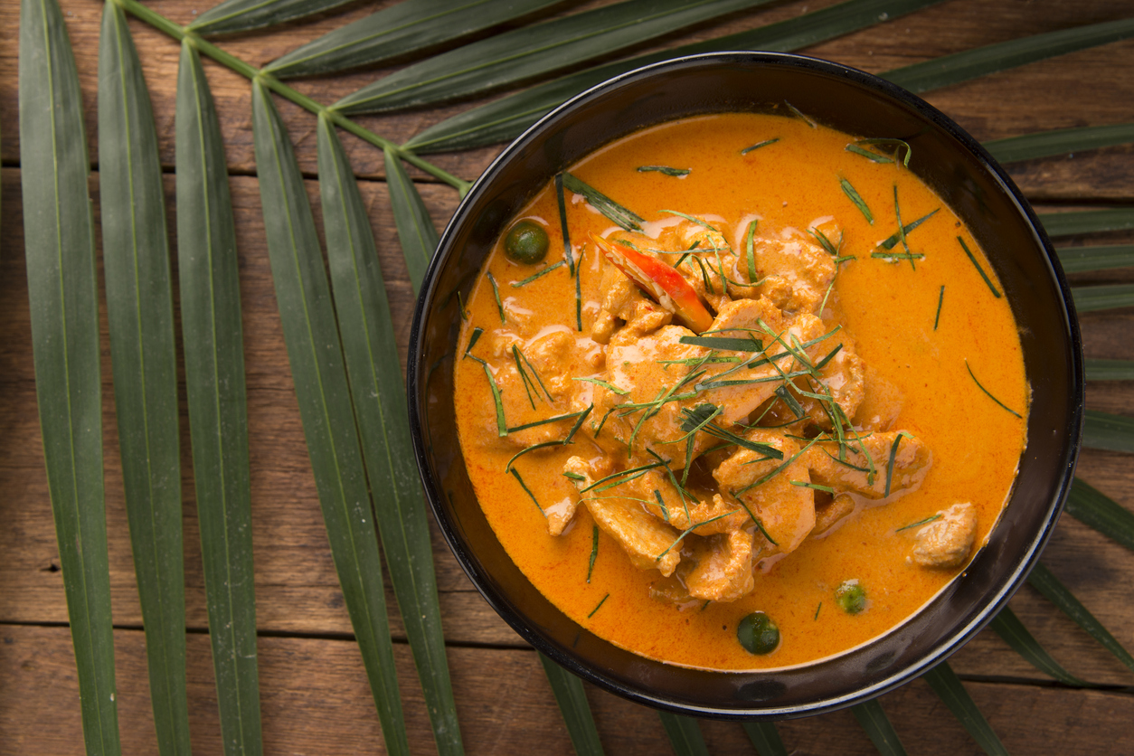 Thai Cuisine in Itasca from two itasca place apartments